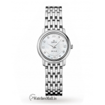 Omega Replica De Ville Prestige 24.4mm Ladies Watch O42410246055001