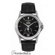 Patek Philippe Replica Complications Wempe Platinum Annual Calendar 37MM Watch 5125P001