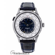Patek Philippe Replica Complications World Time White Gold 38MM Watch 5230G010