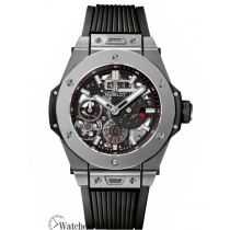 Hublot Big Bang Meca 10 Microblasted Titanium 45MM Watch 414.NI.1123.RX