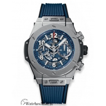 Hublot Replica Big Bang Unico Titanium 45MM Watch 411.NX.5179.RX