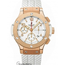 Hublot Replica Big Bang Rose Gold Chronograph 41MM Watch 341.PE.230.RW