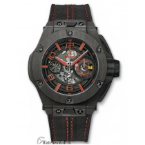 Hublot Replica Big Bang Unico Ferrari Carbon Chronograph 45MM Watch 402.QU.0113.WR