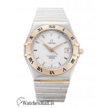 Omega Constellation Replica Quartz 1252.30.00 33.5MM