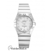 Omega Constellation Replica Quartz Mini 123.10.24.60.55.002 24MM