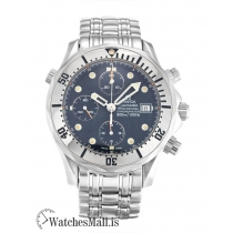 Omega Seamaster Replica Quartz Chrono Diver 2598.80.00 42MM
