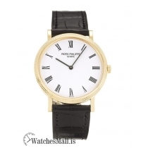 Patek Philippe Replica Automatic Calatrava 5120J 33MM