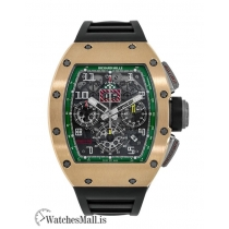 Richard Mille Replica LeMans Classic Chronograph RM011 AJ RG 40MM