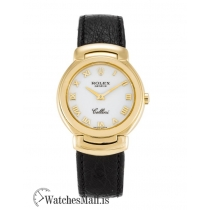 Rolex Cellini Replica Quartz Ladies 6621/8 26MM