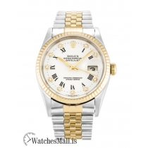 Rolex Datejust Replica Automatic Steel & Yellow Gold 16233 36MM