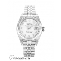 Rolex Datejust Replica Automatic White Roman Numeral Lady 79174 26MM