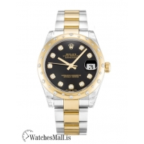 Rolex Mid Size Datejust Replica Automatic 178343 31MM