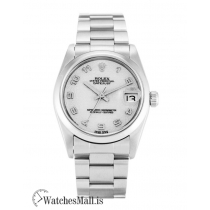 Rolex Mid Size Datejust Replica Automatic 68240 30MM