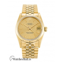 Rolex Mid Size Replica Automatic Datejust 68278 31MM