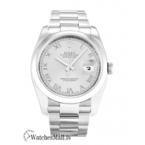 Rolex Datejust Replica Silver Dial Automatic  116200 36MM