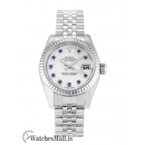 Rolex Datejust Replica Automatic White Baton Lady 179174 26MM