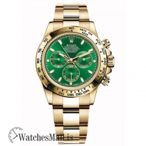 Rolex Daytona Replica Green 116508 Automatic 40MM