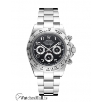 Rolex Daytona Replica Automatic Black Dial Sapphire Glass 127538 42MM
