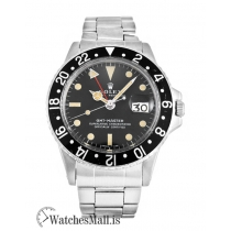 Rolex GMT Master Replica  1675 40MM
