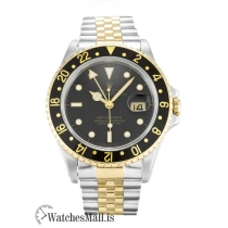 Rolex GMT Master II 16713 Automatic Black 40MM