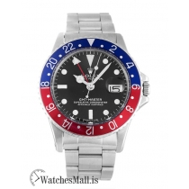 Rolex GMT Master Replica Automatic 1675 40MM
