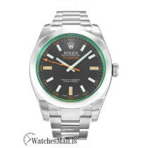 Rolex Milgauss Replica Automatic 116400 GV 40MM