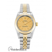 Rolex Lady Oyster Perpetual Replica Steel & Yellow Gold 76193 24MM