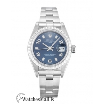 Rolex Lady Oyster Perpetual Replica Blue Quarter Arabic 79240 26MM