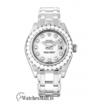 Rolex Pearlmaster Replica Ladies Automatic 80299 29MM