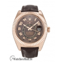 Rolex Sky-Dweller 326135 Rose Gold 42MM