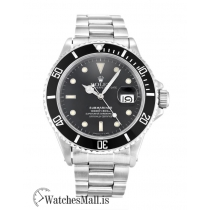 Rolex Submariner 16800 Automatic 316 Grade Stainless Steel (Oyster) 40MM