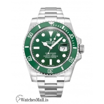 Rolex Submariner Green Dial 116610 LV 40MM Replica Watch