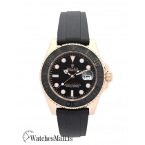 Rolex Yacht Master 169622 Automatic Rose gold & Steel 35MM