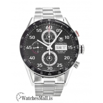 Tag Heuer Carrera Replica Quartz CV2A10.BA0796 43MM