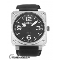 Bell and Ross BR01 Replica Automatic 92 Steel 46MM
