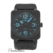 Bell and Ross BR03 Replica  Automatic 92 Carbon 42MM