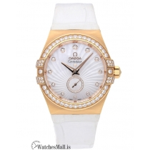 Omega Replica Constellation Ladies 35mm 123.58.35.20.55.001