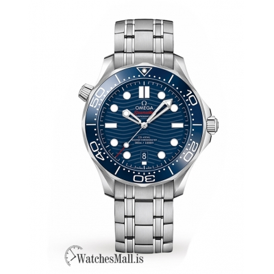 Omega Replica Seamaster Diver 300m Co-Axial 42mm Mens Watch O21030422003001
