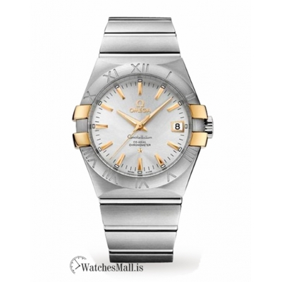 Omega Replica Constellation Co-Axial 35mm Mens Watch O12320352002004