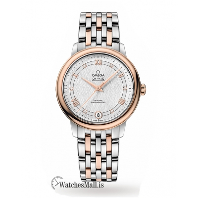Omega Replica De Ville Prestige Co-Axial 32.7mm Ladies Watch O42420332052002