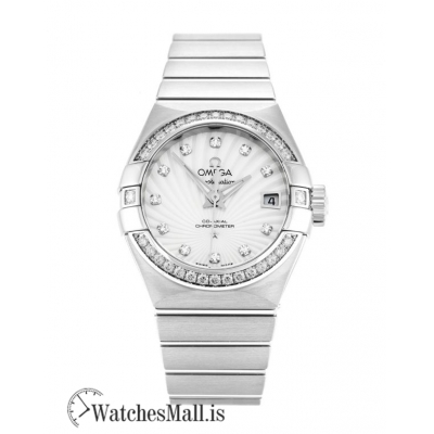 Omega Constellation Replica Automatic Ladies 123.15.27.20.55.001 27MM