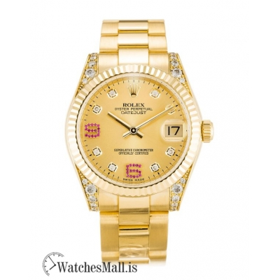 Rolex Mid Size Replica Automatic Datejust 178238 31MM