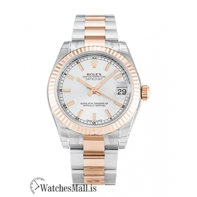 Rolex Mid Size Datejust Replica Automatic 178271 31MM