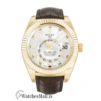 Rolex Sky Dweller Replica Automatic 326138 42MM