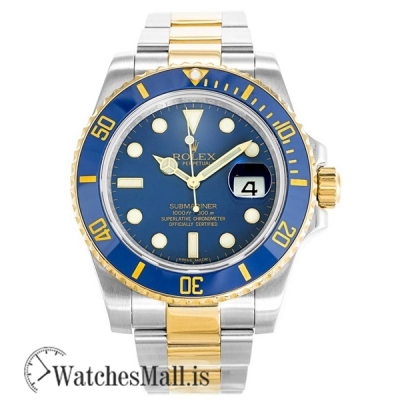 Rolex Submariner Two Tone 116613LB Automatic 316 Grade Stainless Steel (Oyster) 40MM
