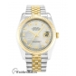 Rolex Datejust Replica Mother of Pearl  White Roman Numeral Dial  116233 36MM