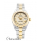 Rolex Datejust Replica Automatic Steel & White Gold (Oyster) Lady 69173 26MM