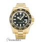 Rolex GMT Master II Replica Yellow Gold 116718 LN 40MM